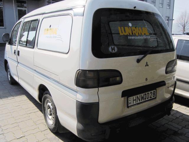 Autófóliázás a Lunirmal GmbH-nál